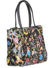 Occasione Autentica Piero Guidi MAGIC CIRCUS Borsa donna shopper spalla nero