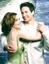 David Duchovny and Gillian Anderson UNSIGNED photo - B748 - The X-Files