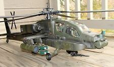 1:18 BBI Elite Force U.S Army AH-64 APache Helicopter Attack Recon