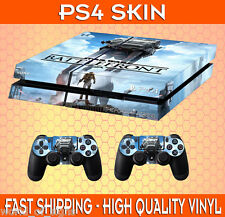 PS4 vinyl Skin Sticker star wars battlefront style for Console & 2 controllers