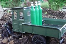 OXYGEN TANKS (3) 1:24 SCALE G SCALE
