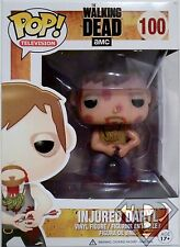 "INJURED DARYL The Walking Dead Pop Television 4"" inch Vinyl Figure #100 2014"