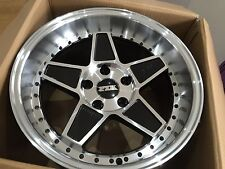 "FYK ED3 17"" 8.5j 10j roues en alliage bmw E30 vw golf euro drift bbs rs xxr 4x100"