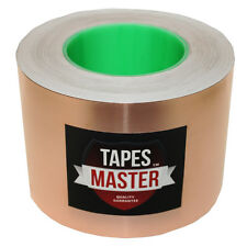 "4"" x 55 yds (100mmx50m) Copper Foil Tape /EMI Conductive Adhesive /Ship from USA"
