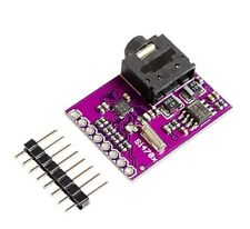 Si4703 FM Tuner Evaluation Board radio tuner RDS RBDS raspberry pi AVR PIC ARM