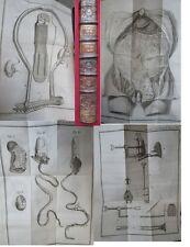 Memoires Academie Royale de Chirurgie Tome IV chez le Prieur 1768 Planches