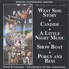 Aspects of West Side Story/Candide/A Little Night Music/Show Boat/Porgy and Bess