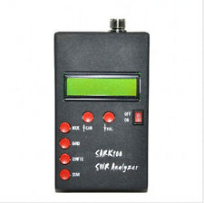 NEW SARK100 ANT SWR Antenna Analyzer Meter Tester For Ham Radio +PC Software