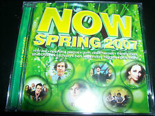 NOW 2007 Various CD Ft Silverchair Lisa Mitchell Ricki Lee Evermore Kisschasy &