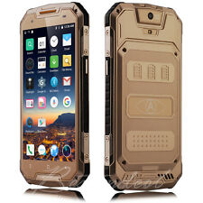 """Phone 5"""" Touch Dual SIM Shockproof Smart Mobile CellPhone Unlocked GSM 3G 2017"""