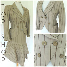 TOPSHOP SUIT UNIQUE JACKET & QUIRKY SKIRT DANDY BAROQUE FEM UNCONVENTIONAL  10