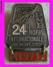 BG2375 24h INTERNATIONALES DE MONT JUICH 1973 PMB