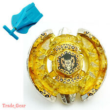 Beyblade BB109 Beat Lynx Metal Masters Fusion+Single spin Launcher NEW