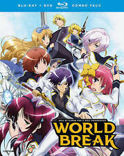 World Break: Aria of Curse a Holy Swordsman - The Complete Series (Blu-ray /DVD)