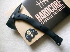 Hardcore Hardware Australia LFT-01 Tactical Tomahawk Black G-10 New
