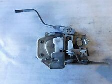 93 1993 HONDA DEL SOL 2DR LEFT FRONT DOOR MANUAL LATCH  / LOCK OEM #B-105