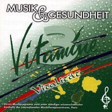 Musik und Gesundheit / Revitalisierung - Vitamine 3   *CD*    NEU&OVP!