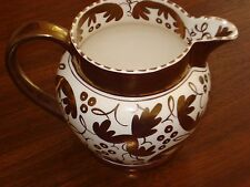 Large Creamer WEDGWOOD & BARLASTON of ETRURIA