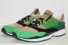 adidas originals TORSION ALLEGRA Gr.44 UK 9,5 grün braun schwarz forest