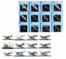 NEWRAY PLANE WORLD WAR II FIGHTER Diecast Metal Collection (12 Airplanes) 06687
