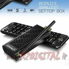 MEDIA PLAYER DUNE HD CONNECT LINUX WIFI LAN SMART TV SET BOX MKV WEB TELECOMANDO