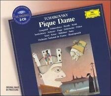 Audio CD: Pique Dame: The Queen of Spades, . Very Good Cond. Import. 02894636792