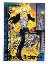 2013 Ghost Rider Fleer Retro Marvel Autograph Auto Super Hero #14 Matthew Clark