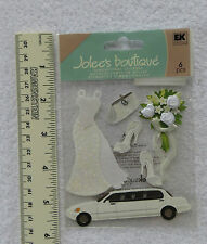 New Pack Jolee's Boutique BRIDE Sticker Package