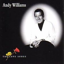 NEW The Love Songs [uk] by Andy Williams CD (CD) Free P&H