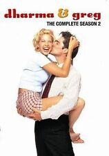 DHARMA & GREG: THE COMPLETE SEASON 2 (NEW, DVD)