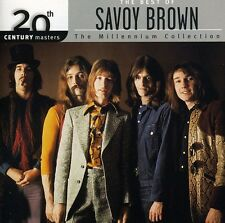 Savoy Brown - 20th Century Masters: Millennium Collection [New CD]