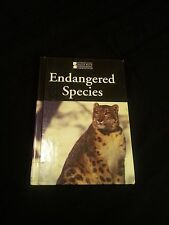 kids nonfiction ENDANGERED SPECIES opposing viewpoints science HB 2008 good read