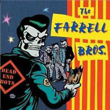 FARRELL BROTHERS Dead End Boys CD - Great Psychobilly Rockabilly Punk - NEW Digi