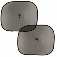 Pair of 2 car sun shades, sun screens, reduce heat, protect dogs and children