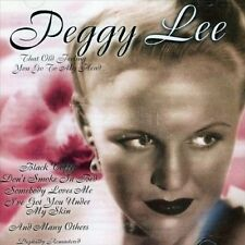 Peggy Lee That Old Feeling/You Go To My Head 2 CD Set Membran 205422-304