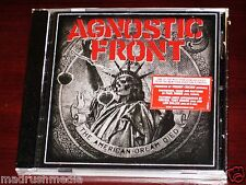 Agnostic Front: The American Dream Died CD 2015 Nuclear Blast Records 3223-2 NEW