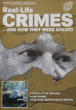 Real-Life Crimes Issue 55 - Fred Sewell, Flight of the Unicorn Ira Einhorn