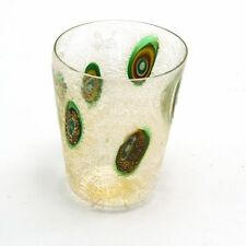 Glasses Collection Murrine Murano Glass Made in Italy