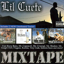 LIL CUETE-Mix Tape CD NEW