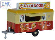 NTRAIL001 Oxford Diecast 1:148 Scale N Gauge Mobile Trailer Bobs Hot Dogs