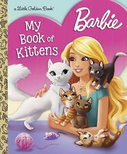 Little Golden Book: My Book of Kittens by Golden Books (2016, Picture Book)