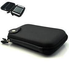 "Zipper 5.2"" GPS Cover Travel Pouch Bag Case for Garmin Nuvi 1490T 5000 GPS MP5"