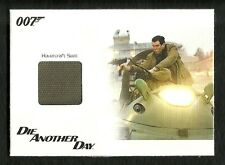 James Bond Archives Relic #JBR37 Hovercraft Seat from Die Another Day #59 of 500