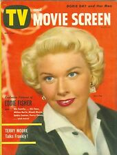 Doris Day cover TV and Movie Screen magazine 1954 Lucille Ball Roy Rogers