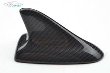 100% Real Carbon Fiber Roof Top Decorative Shark Fin Antenna C style