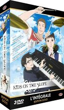 ★Kids on the Slope★ Intégrale - Edition Gold - 3 DVD