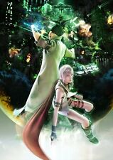 POSTER FINAL FANTASY 13 XIII LIGHTING SNOW VERSUS #5
