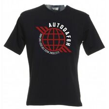 AUTODAFEH Electronic music for body and mind - T-Shirt - V-Neck - L - EBM