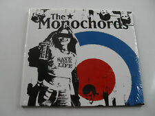 THE MONOCHORDS SAVE YOUR LIFE 3 TRACK MAXI CD HAZLEWOOD RECORDS MOTOPUNK RAR MOD