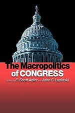 The Macropolitics of Congress (2006, Paperback)